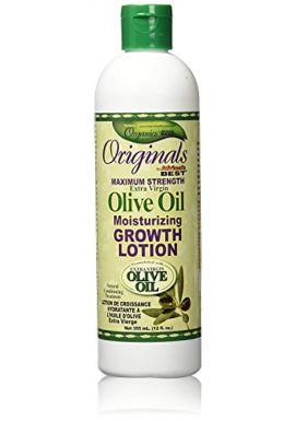 Organics by Africas Best Olive Oil Growth Lotion 12 fl oz / 355ml