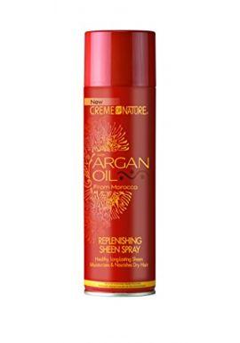 Creme of Nature Argan Oil Sheen Spray 330 ml
