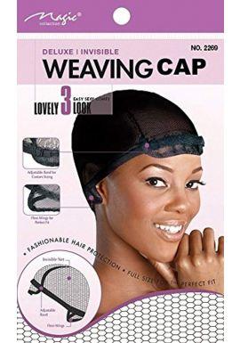 Delux weaving cap -adjustable bands