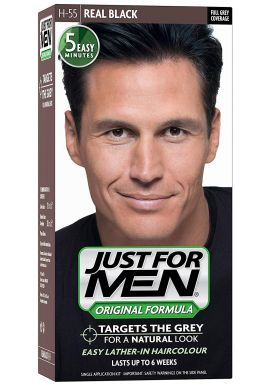 Just For Men - H60 - Hair Colour Original Formula - Jet Black