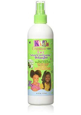 Kids Organics 2-In-1 Organic Conditioning Detangler 355ml 12floz