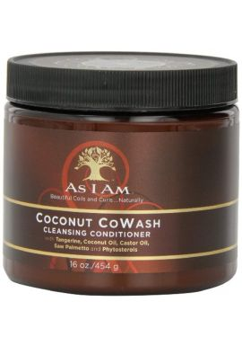 As I Am Coconut CoWash Cleansing Conditioner 16 oz./454 g