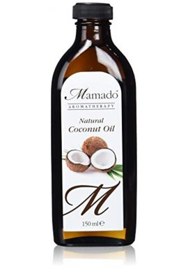 Mamado Aromatherapy 100% Pure Coconut Oil (150ml)