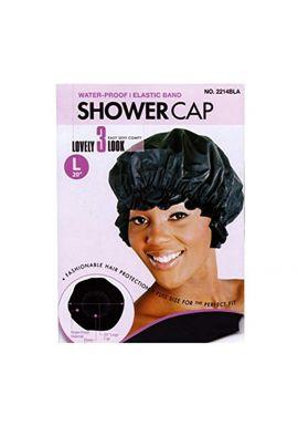 Shower Cap 2214 BLACK