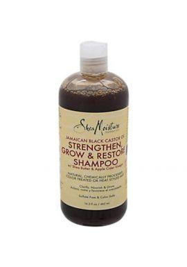 Shea Moisture Jamaican Black Castor Oil Strengthen and Restore Shampoo 482 ml