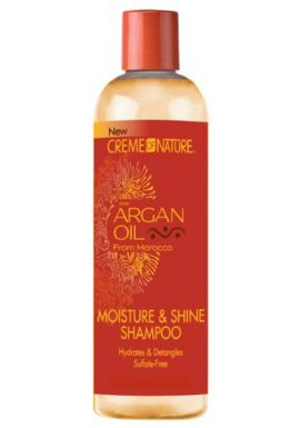Creme of Nature Argan Oil Shampoo 355 ml (Pack of 6)