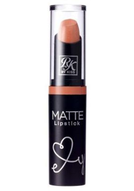 Kiss Ruby Kisses Matte Lipstick - Bare Nude 6-Count