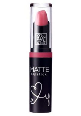 Kiss Ruby Kisses Matte Lipstick - Sugar Pink 6-Count