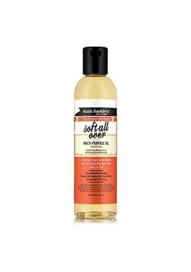 Aunt Jackies 237 ml Flaxseed Soft All Over Multi-Purpose Oil