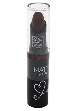 Kiss Ruby Kisses Matte Lipstick Heart Beat