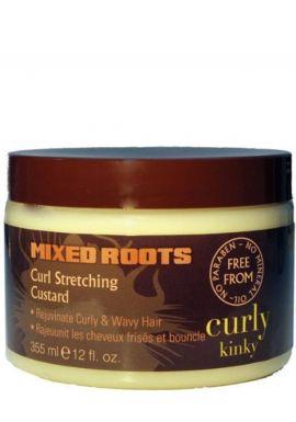 Curly Kinky Curl Stretching Custard 355 ml by Kinky-Curly