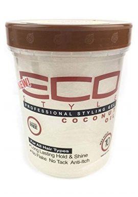Eco Styler Coconut Oil Styling Gel 946ml 32oz