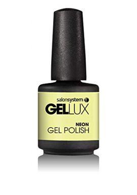 Salon System Gellux Ghost Train Gel Polish, 15 ml