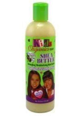 Kids Organics Shea Butter Detangling Moisturizing Lotion 12 oz