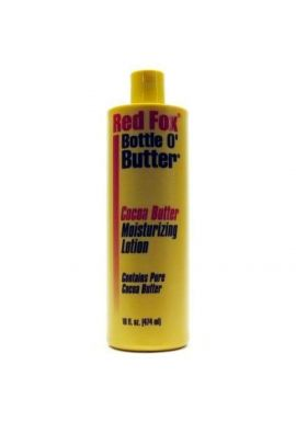 Red Fox Bottle O'Butter Cocoa Butter Lotion 473 ml