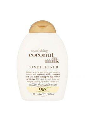 OGX Nourishing + Coconut Milk Conditioner 385 ml