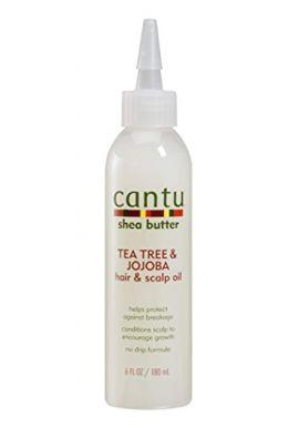 Cantu Shea Butter Tea Tree & Jojoba Hair & Scalp Oil 180 ml