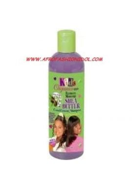 Africa's Best Kids Organics Ultimate Moisture Shea Butter & Extra Virgin Olive Oil Conditioning Shampoo 355ml