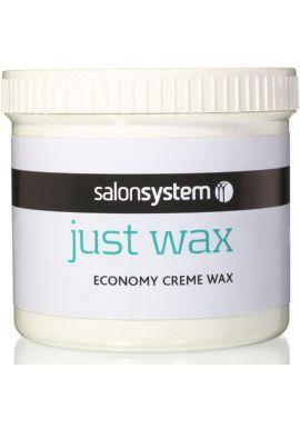 Salon System 425g Just Wax Economy Creme Wax