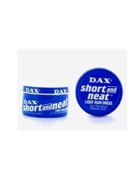 DAX short and neat (blue / 2 pack)