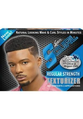 SCurl TEXTURIZER - 2 Applications in kit-Regular Strength