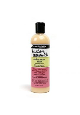 Aunt Jackies Knot On My Watch Instant Detangling Therapy 355 ml