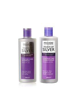 Touch Of Silver Shampoo 200 Ml & Conditioner 200Ml