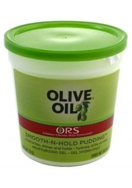 Organic Root Stimulator Olive Oil Smooth-n-Hold Pudding by NAMASTE LABS BEAUTY
