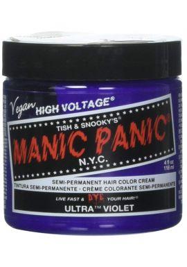 Manic Panic Classic Semi-Permanent Hair Dye 118ml (Voodoo Forest)