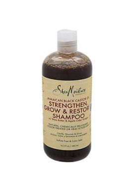 Shea Moisture Jamaican Black Castor Oil Strengthen and Restore Shampoo 482 ml