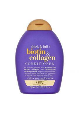 OGX Thick & Full + Biotin & Collagen Conditioner 385 ml