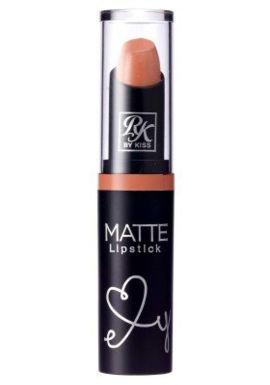 Kiss Ruby Kisses Matte Lipstick - Bare Nude 6-Count