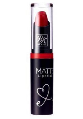 Kiss Ruby Kisses Matte Lipstick - Kiss Red 6-Count
