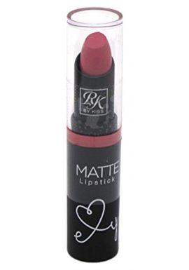 Kiss Ruby Kisses Matte Lipstick Rosy Pink