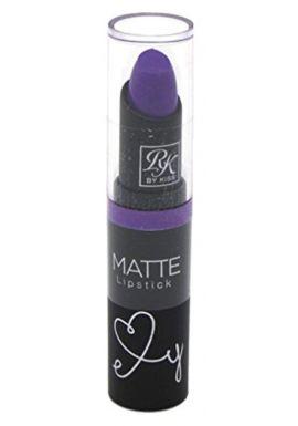 Kiss Ruby Kisses Matte Lipstick Violet Voltage