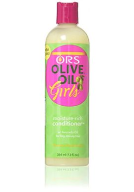 ORS Girls Olive Oil Moisture-Rich Conditioner 384 ml