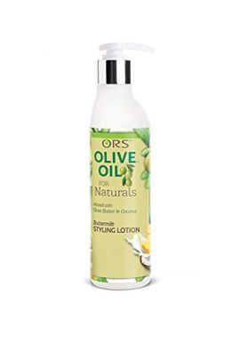 ORS Olive Oil for Naturals Butter Milk Styling Lotion