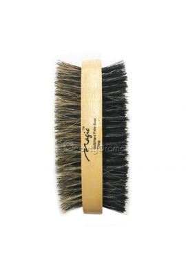Magic Collection Hard & Soft Palm Brush- Reinforced Boar-- # 7710