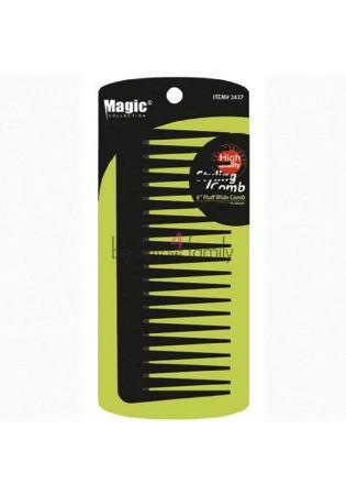 """Magic Collection Styling Comb 8"""" Fluff Comb"""