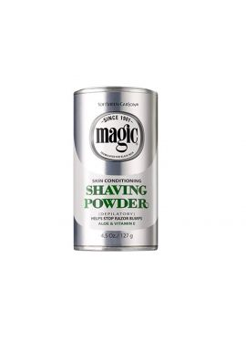 Magic Shave 127 g Skin Conditioning Shaving Powder