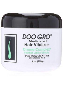 Doo Gro Hair Vitalizer Creme Complex Jar 100 ml/4 oz