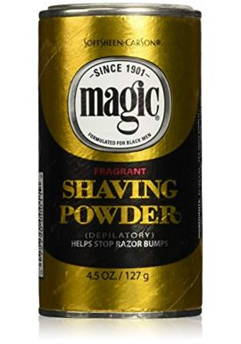Magic Gold Shaving Powder 133 ml Fragrant