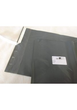 100 Mailing postal bags STRONG 12 x 16 inch (305x405) plastic polythene