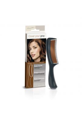 Cover Your Gray Colour Comb, Dark Brown