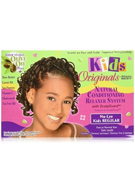 Africas Best Kids Organincs Relaxer Regular Kit
