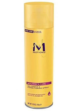 Motions Oil Sheen Conditioning Spray 11.25 oz. (At Home)