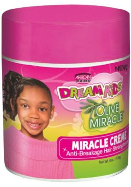 African Pride Dream Kids Olive Miracle Creme 175 ml