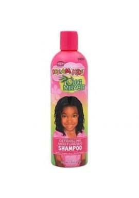Dream Kids Detangling Moisturizing Shampoo - Olive Miracle - 355ml