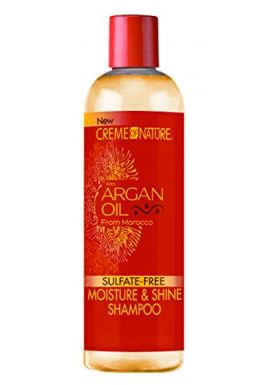 Creme of Nature Argan Oil Moisture and Shine Sulphate Free Hair Shampoo 354 ml