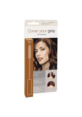 Cover Your Gray Hair Mascara for women MEDIUM BROWN